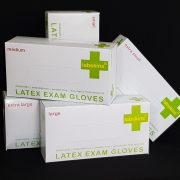 Labskins Disposable Latex Gloves