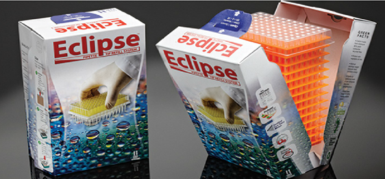 Eclipse™ Refill for 0.1 - 10ul Micro Tips with UltraFine™ tip, Non-sterile
