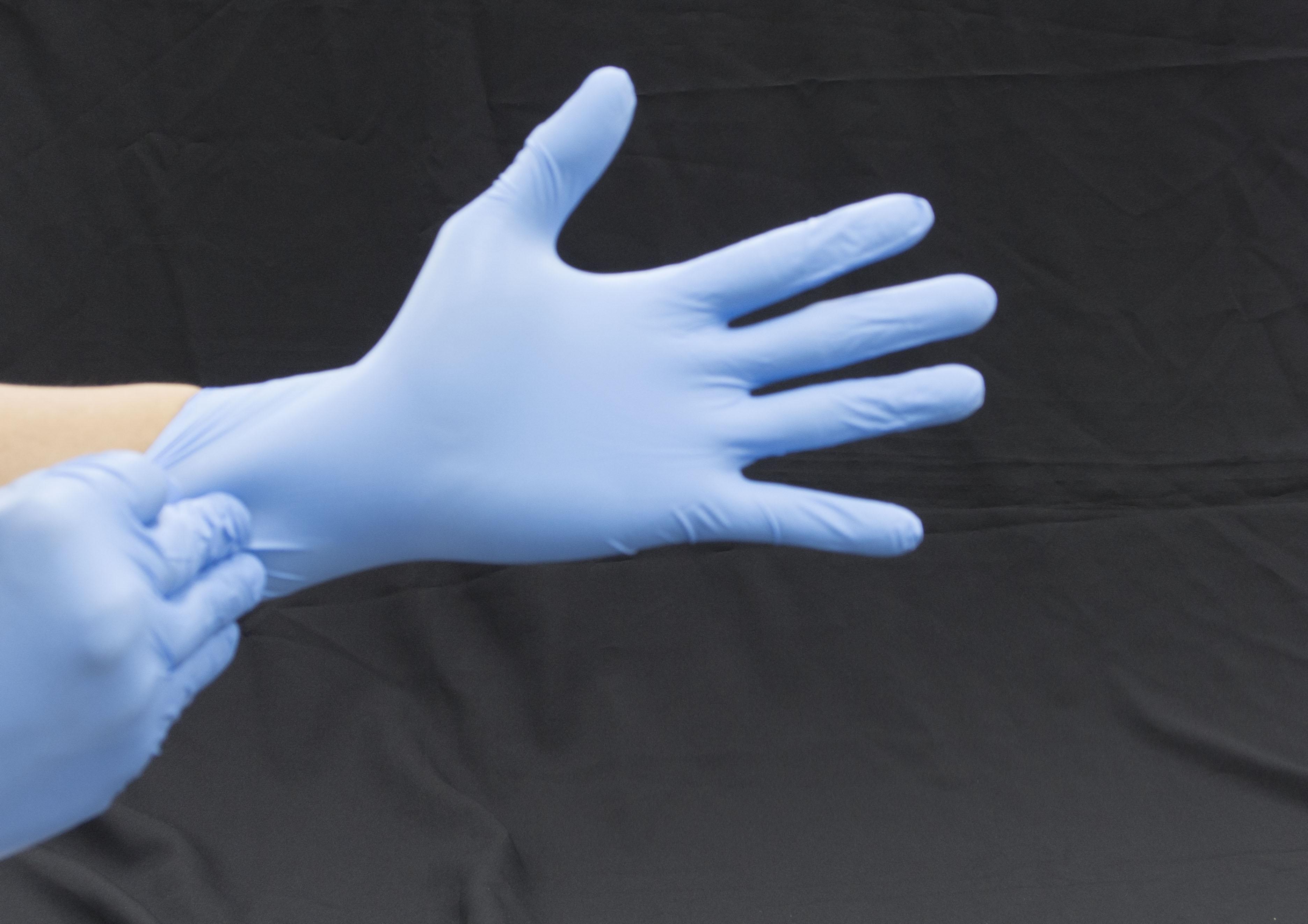 Labskins[n ] Nitrile PLUS Gloves