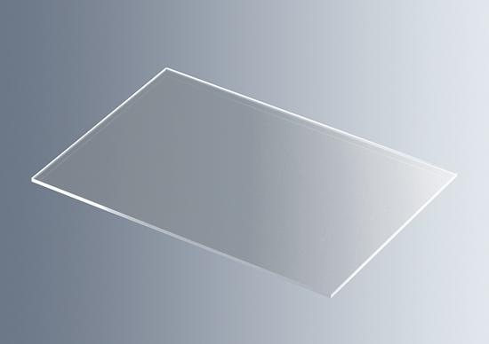 Microscope slides 76 x 52 mm - plain