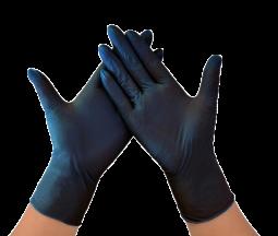 Disposable Nitrile Plus Gloves