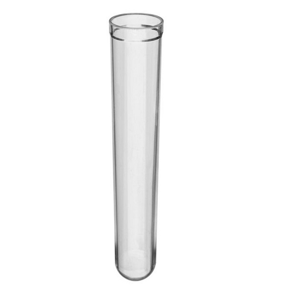 17x100mm Disposable Polypropylene Culture Tubes with caps