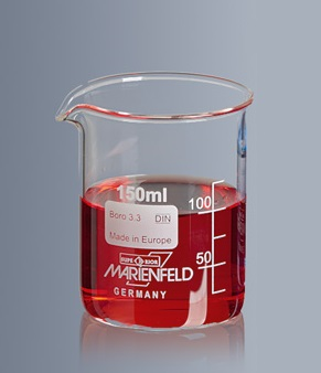 Glass Beakers, Low form 600ml