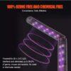 59s UVC LED Handheld Sterilizing Wand