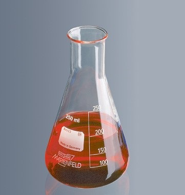 Glass Erlenmeyer Flasks, 1000ml